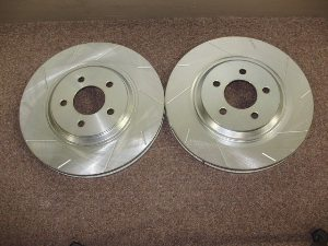 FT 8300 - SN-95 Front Rotors