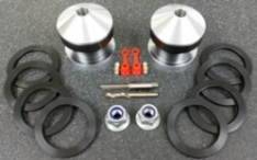 FT 542 - S550 Outer UCA Delrin Bushing Assembly