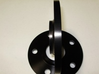 FT 6570 - HUBCENTRIC SPACER, .400 THICK,  SIDE VIEW