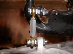 SWAY BAR END LINK MOUNTED